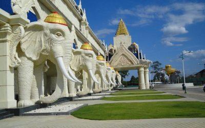 Casino Savan Vegas ở Savannakhet, Lào.