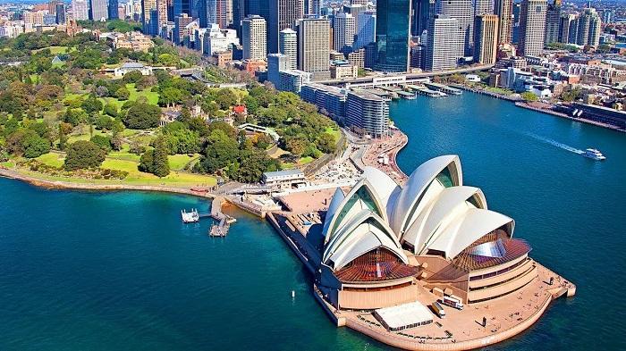 Các địa điểm du lịch miễn phí ở Melbourne, Úc hấp dẫn du khách nhất hiện nay.