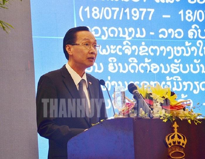 Phó Chủ tịch Thường trực UBND TPHCM Lê Thanh Liêm phát biểu tại hội nghị.