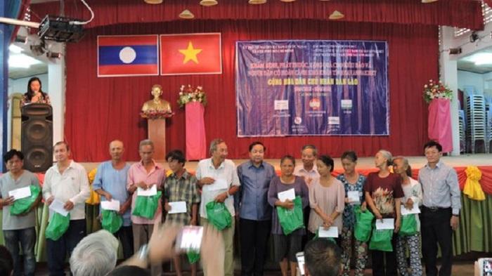 Hội Người Việt Nam tại tỉnh Savanakhet