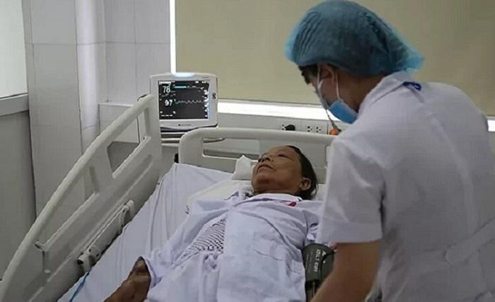 Khoa Hồi sức tích cực Ngoại khoa Bệnh viện Hữu nghị Đa khoa Nghệ An