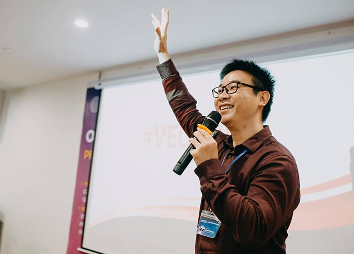 Anh Laevis Nguyễn đưa ra nhận định về Digital Marketing hiện nay