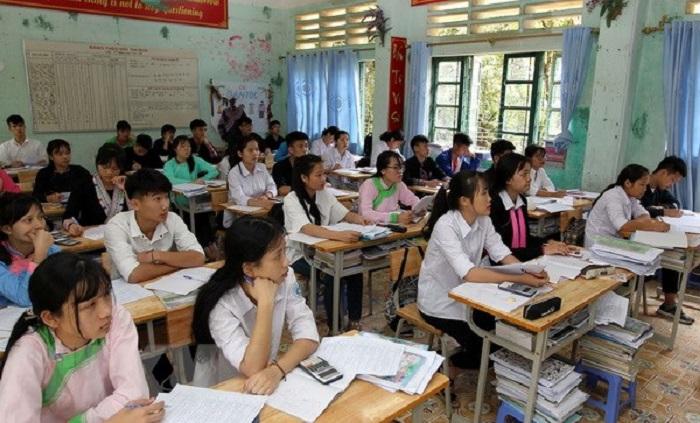Trường THCS Đông Savẳn tại Lào