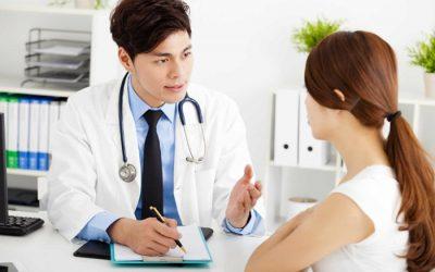 Khi có bất kỳ dấu hiệu nào của bệnh, bạn hãy liên hệ cơ sở sản khoa uy tín.