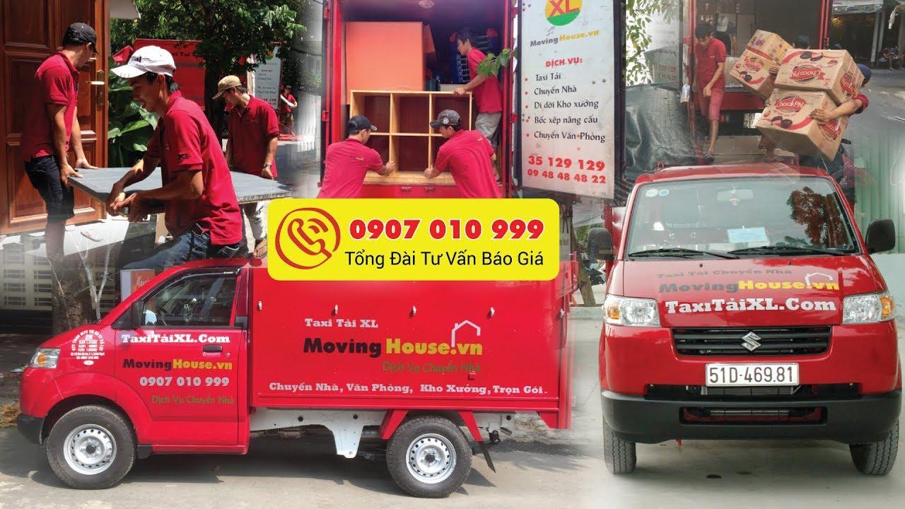 xe tải chuyên dụng của Lotus Moving