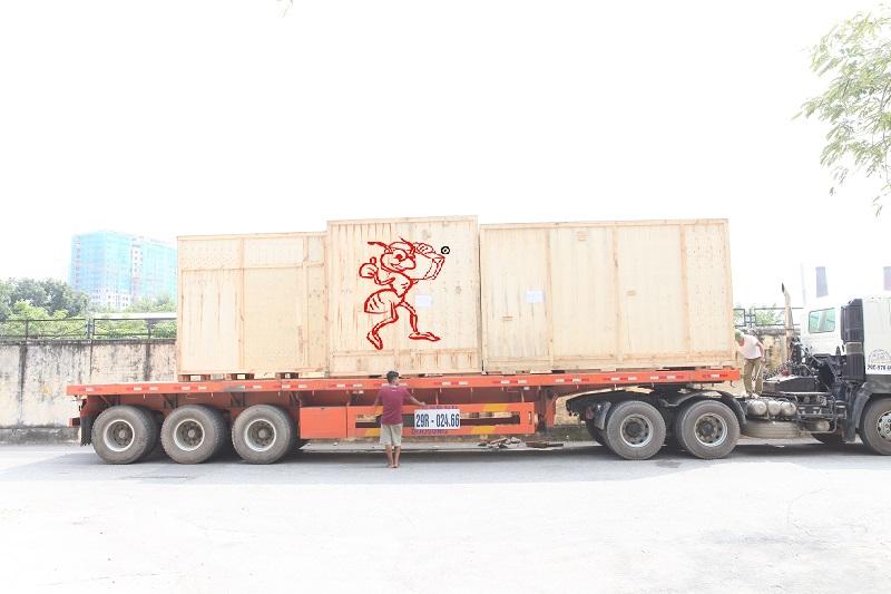Công ty vận chuyển Kiến Đỏ