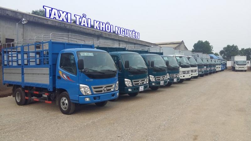 Taxi tải Khôi Nguyên