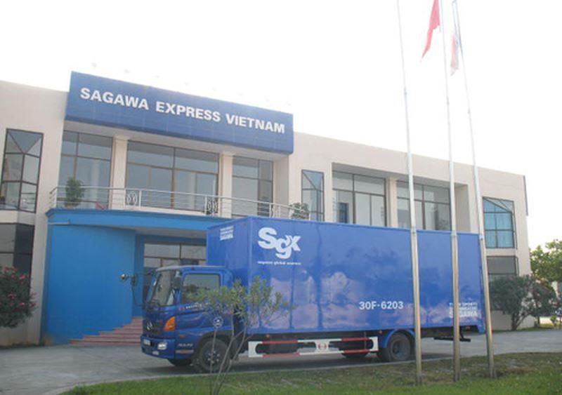 Công ty vận chuyển Sagawa