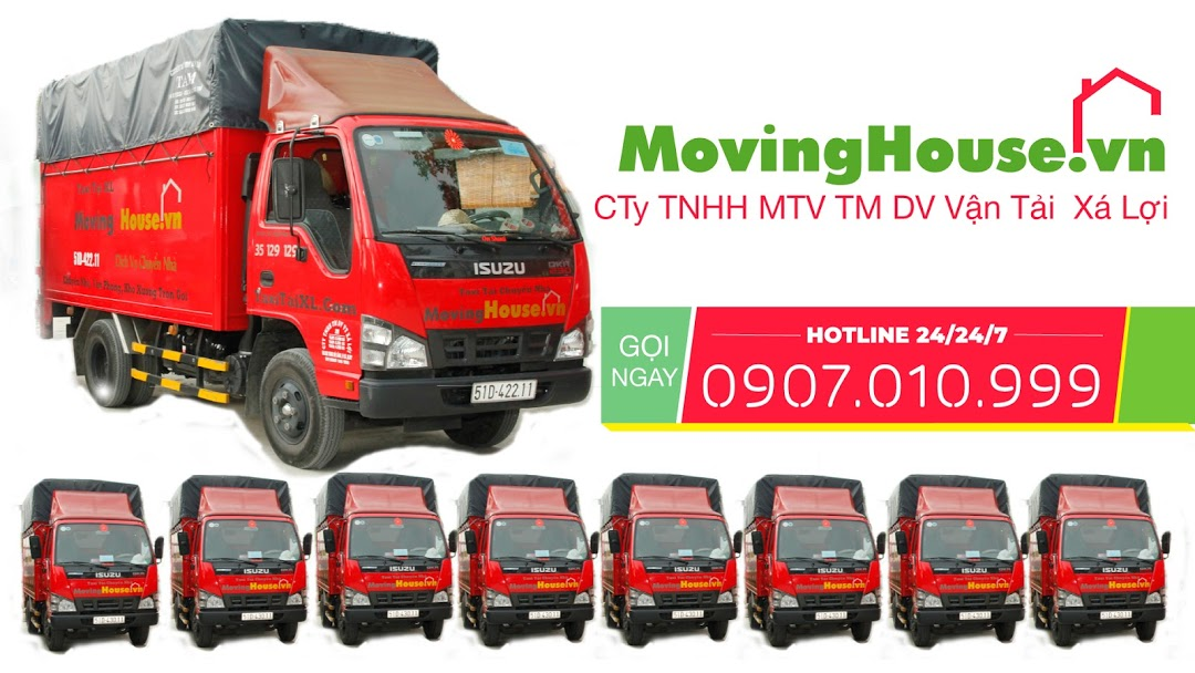 Taxi tải Moving House
