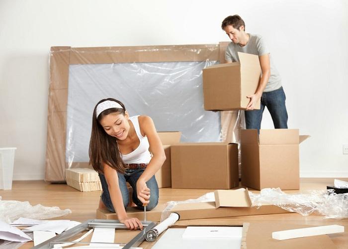Đồ dùng hỗ trợ chuyển nhà