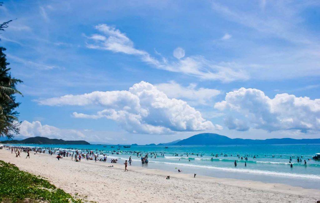 Bãi Dài Nha Trang - Nơi của sự bình yên mộc mạc
