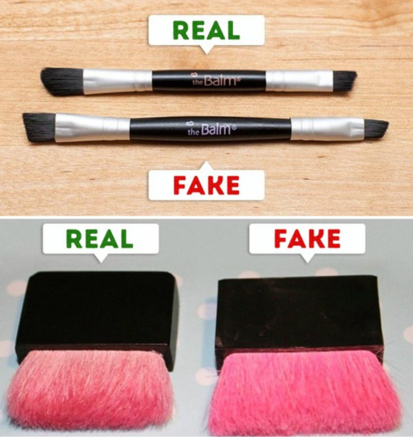Nhận biết hàng real
